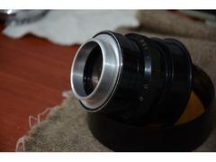 Кольцо - переходник для микроскопа мбс-1, 2, 9 на объектив и-51
