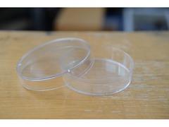 Чашка с крышкой (ПЕТРИ) пластмассовая лабораторная