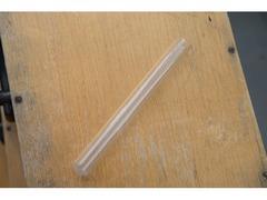 Стеклянная пробирка высота 150 мм диаметр 16 мм - Изображение 1/3