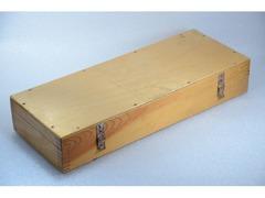 Укладочный ящик для светоделительных пластин от микроскопа ЛЮМАМ