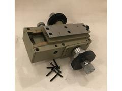 механизм грубого и микрометрического (вертикального) перемещения препарата от микроскопа серии МЛ, ц