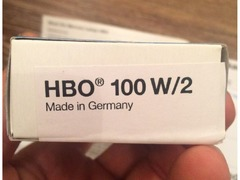 Лампа Osram HBO 100W/2 высокого давления