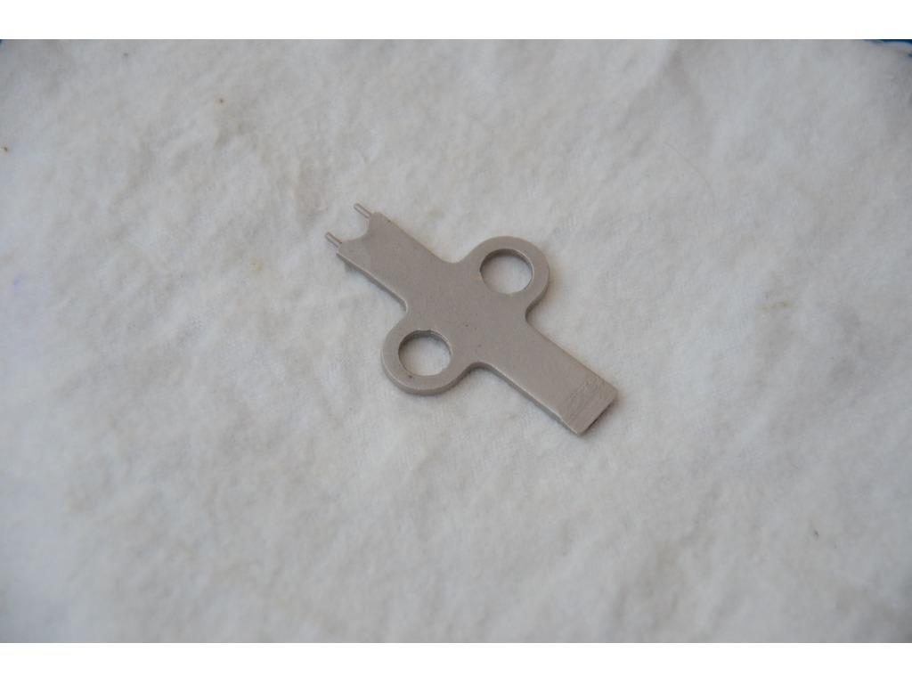 Ключ-отвертка для микроскопа МБР, МБИ, МБД и т.д. - 1/2