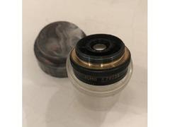 Эпиобъектив ахромат 21х0.40 ОЭ-21Л тубус 190 мм люминесцентный