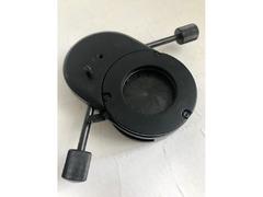 часть конденсора КФ-4 со встроенной диафрагмой, элемент крепления линзы, диска - Изображение 4/5