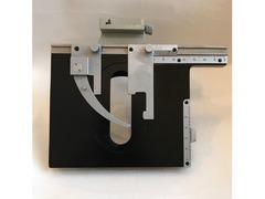 Предметный столик от микроскопа Люмам Р-2
