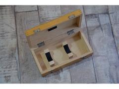 Деревянный укладочный ящик для микроскопа МИР-2