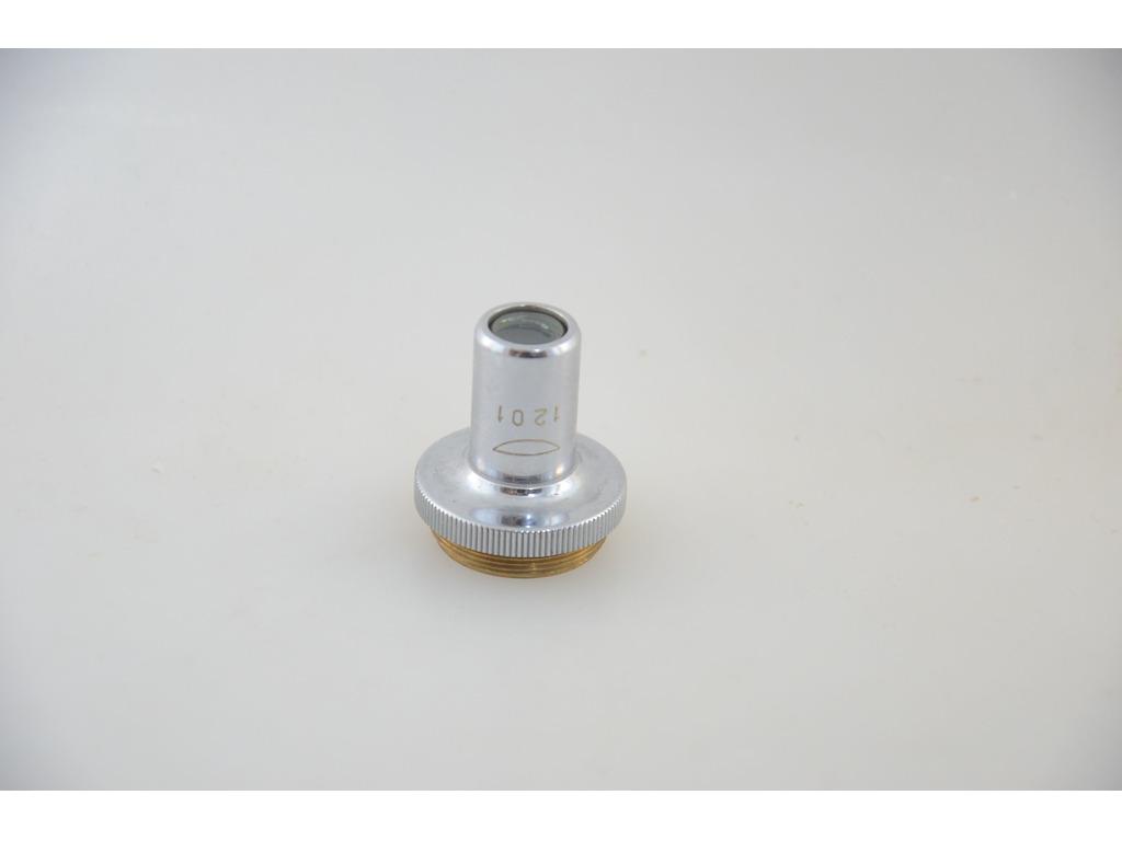 Объектив 3.7 0.11 160 мм для микроскопа - 2/3