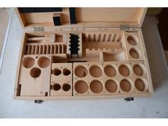 Укладочный ящик для микроскопа МЛ-2