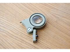 Откидная линза системы освещения микроскопа ПОЛАМ