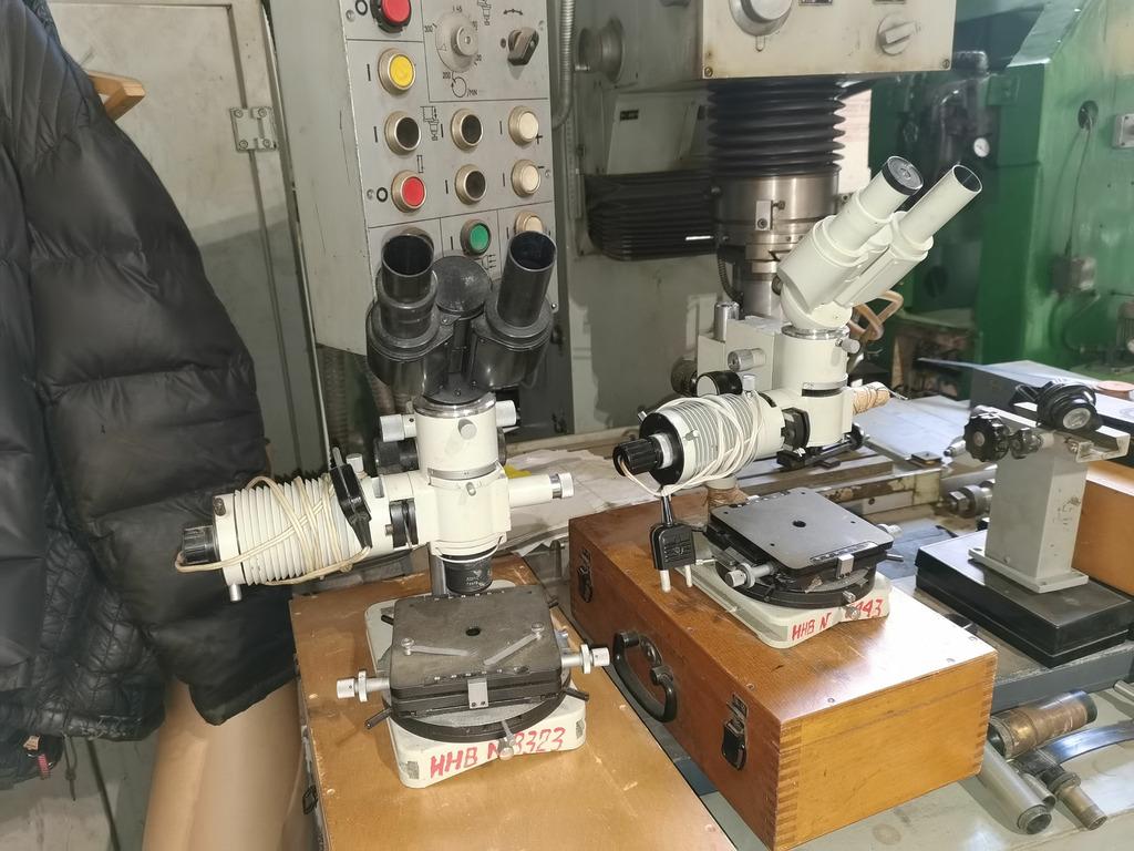 микроскоп ММУ-3 - 1/1